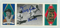 George Kell AUTOGRAPH d.09 1993 Upper Deck All-Time Heroes T202 Design Tigers 