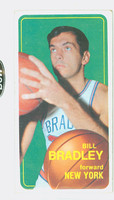 1970 Topps Basketball 7 Bill Bradley New York Knicks Good to Very Good