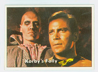 1976 Star Trek 33 Korby's Folly Near-Mint to Mint