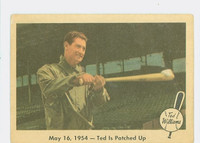 1959 Fleer Ted Williams 51 Patched Up Good to Very Good