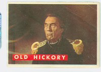 1956 Davy Crockett Green 5 Old Hickory Very Good