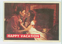 1956 Davy Crockett Green 24 Happy Vacation Very Good