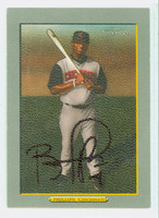 Brandon Phillips AUTOGRAPH 2006 Topps Turkey Red Reds 