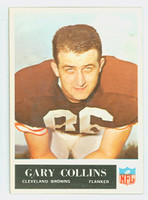 1965 Philadelphia 32 Gary Collins Cleveland Browns Excellent to Mint