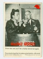 1965 Hogans Heroes 47 Bushy Hair Very Good
