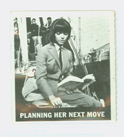 1966 Get Smart 13 Planning Her Next Move Very Good