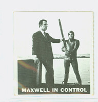 1966 Get Smart 50 Maxwell In Control Very Good
