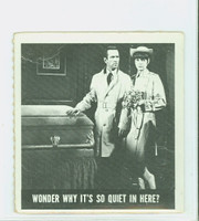 1966 Get Smart 57 Wonder Why It's So Quiet In Here Single Print Fair to Good