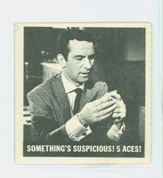 1966 Get Smart 60 Something's Suspicious? 5 Aces! Single Print Good to Very Good
