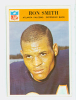 1966 Philadelphia 11 Ron Smith Atlanta Falcons Near-Mint