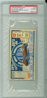 1949 Indianapolis 500 Ticket Stub - Bill Holland May 30 1949 PSA/DNA Authentic