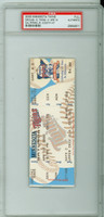 2000 Minnesota Twins Full Ticket vs Baltimore Orioles CAL RIPKEN 3000th CAREER HIT - April 15, 2000 [Z00_Twin0415F_pa_11] PSA/DNA Authentic
