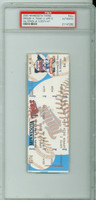 2000 Minnesota Twins Full Ticket vs Baltimore Orioles CAL RIPKEN 3000th CAREER HIT - April 15, 2000 [Z00_Twin0415F_pa_82] PSA/DNA Authentic