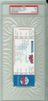 1995 Minnesota Twins Full Ticket vs Cleveland Indians EDDIE MURRAY 3000th CAREER HIT - June 30, 1995 Near Mint