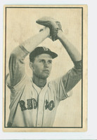 1953 Bowman Black Baseball 2 Willard Nixon Boston Red Sox Fair to Poor