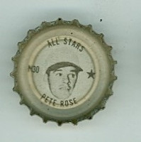 1967 Coke Caps All-Stars 30 n Pete Rose Cincinnati Reds Excellent to Excellent Plus