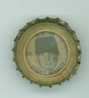 1967 Coke Caps Red Sox 14 Dennis Bennett Boston Red Sox Excellent to Mint