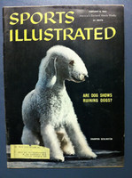 1960 Sports Illustrated February 8 Dogs Excellent