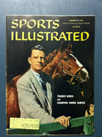 1960 Sports Illustrated February 22 Sword Dancer Excellent