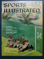 1960 Sports Illustrated March 7 Spring Preview Excellent