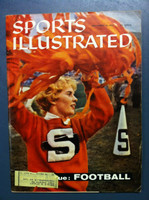 1960 Sports Illustrated September 19 Football Special Very Good