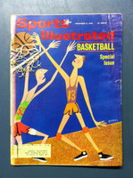 1960 Sports Illustrated December 12 Basketball Special Fair to Poor [Heavy moisture - readable]
