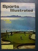 1961 Sports Illustrated January 23 The Crosby Excellent to Mint