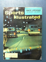 1961 Sports Illustrated January 30 Night Driving Fair to Good [Moisture - readable throughout]