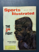 1961 Sports Illustrated March 13 Floyd Patterson Good to Very Good [Lt moisture - contents fine]