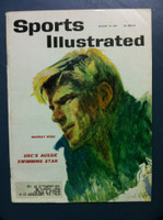 1961 Sports Illustrated August 14 Murray Rose Very Good to Excellent