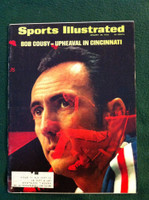 1970 Sports Illustrated Jan 26 Bob Cousy (ML) Very Good to Excellent