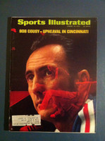 1970 Sports Illustrated Jan 26 Bob Cousy Very Good to Excellent