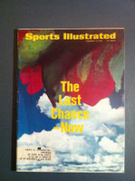 1970 Sports Illustrated Feb 2 Last Chance (Environment) Excellent