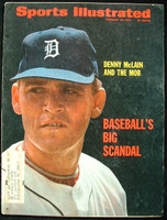 1970 Sports Illustrated Feb 23 Denny McLain and the Mob Very Good to Excellent