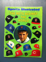 1970 Sports Illustrated Apr 13 Jerry Koosman Very Good [Severe corner bend - contents fine]