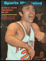 1970 Sports Illustrated May 18 Dave DeBusschere (Knicks Win Championship) Excellent [clean]