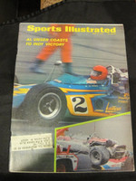 1970 Sports Illustrated June 8 Al Unser Indy Victory Very Good [Lt cover wear]
