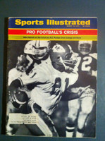 1970 Sports Illustrated Aug 10 Mike Garrett Very Good