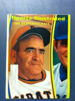 1970 Sports Illustrated Sep 28 Danny Murtaugh Excellent to Mint