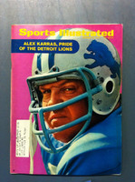 1970 Sports Illustrated October 12 Alex Karras Excellent to Mint