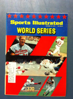 1970 Sports Illustrated October 19 World Series Orioles vs Reds Very Good to Excellent [Sl cover crease]