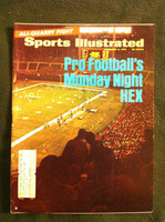1970 Sports Illustrated November 2 Monday Night Football (ML) Excellent