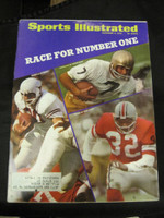 1970 Sports Illustrated November 9 Joe Theisman Excellent