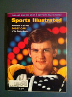 1970 Sports Illustrated Dec 21 Bobby Orr - Sportsman of the Year Excellent