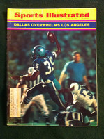1971 Sports Illustrated August 16 Calvin Hill Excellent