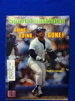 1980 Sports Illustrated August 4 Reggie Jackson Excellent