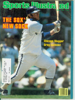 1981 Sports Illustrated June 8 Greg Luzinski Very Good to Excellent