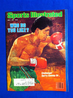 1982 Sports Illustrated June 7 Gerry Cooney (and Larry Holmes) Excellent