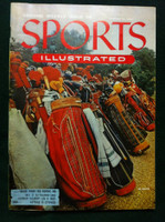1954 Sports Illustrated August 23 US Amateur Preview (Card Insert NMT - all Yankees Berra, Scooter …) Very Good to Excellent Minor scuffing on cover, overall Excellent, contents fine