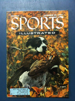 1954 Sports Illustrated October 25 Hunting Excellent